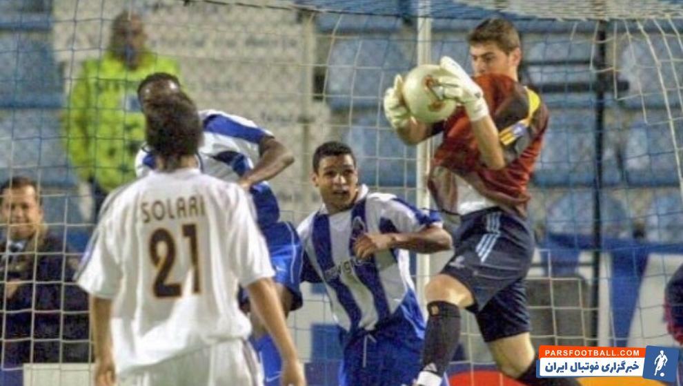 ایکر کاسیاس کاپیتان سابق رئال مادرید است ایکر کاسیاس عکس جالبی را به همراهی سانتیاگو سولاری در اینستاگرامش منتشر کرده است.