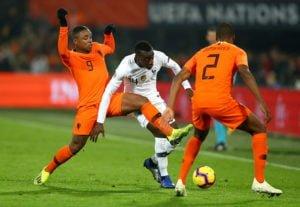 اینفوگرافی؛ نگاهی به عملکرد فوق العاده ستاره هلند در برابر فرانسه !