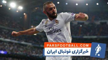 5 گل برتر رئال مادرید در این فصل چمپیونزلیگ
