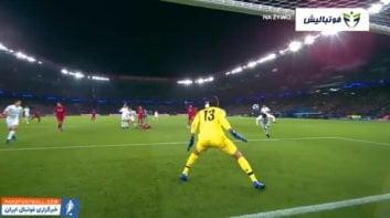 خلاصه بازی پاری سن ژرمن 2-1 لیورپول در لیگ قهرمانان اروپا