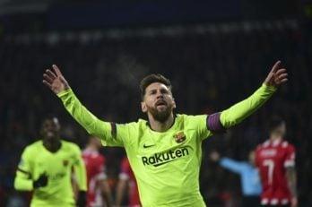مسی ؛ عملکرد لیونل مسی ستاره بارسلونا در دیدار برابر تیم فوتبال آیندهوون