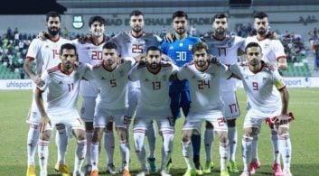 تیم ملی فوتبال - کی روش - جام ملت های آسیا