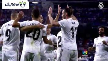 برترین گلهای رئال مادرید در فصل 2018-2019