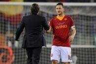 رم ؛ فرانچسکو توتی مامور مذاکره با انتونیو کونته برای حضور در آ اس رم