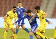 رامین رضاییان - السد قطر - الشحانیه قطر