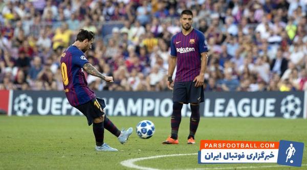 لیونل مسی - بارسلونا - آیندهوون