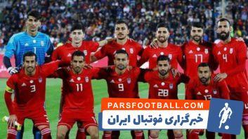 فهرست اولیه تیم ملی برای اردوی نهایی جام ملت های آسیا