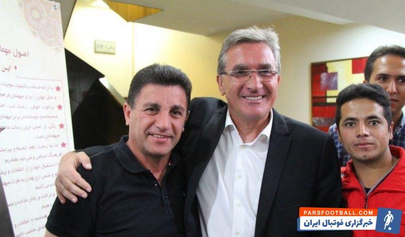 """حسادت برانکو به دلبری قلعه نویی برای """" کیروش """" !"""
