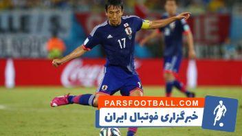 ماکوتو هاسبه و اهدای جایزه بهترین فوتبالیست آسیایی شاغل در اروپا
