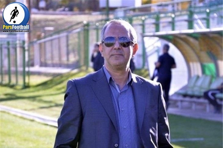 اصغر باقریان - مدیرعامل باشگاه سپاهان