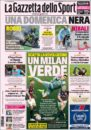عناوین روزنامه گازتا دلو اسپورت ایتالیا 3 خرداد 95