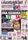 عناوین روزنامه گازتا دلو اسپورت ایتالیا 5 خرداد 95