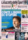 عناوین روزنامه گازتا دلو اسپورت ایتالیا 28 اردیبهشت95