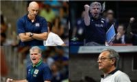 4 مربی نامدار والیبال