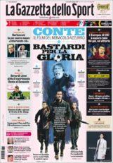عناوین روزنامه گازتا دلو اسپورت ایتالیا 21 خرداد 95
