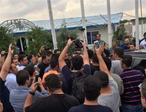 حضور هواداران در اولین تمرین استقلالیها