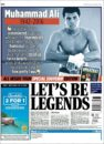 عناوین روزنامه دیلی میل بریتانیا 16 خرداد 95