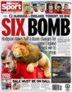 روزنامه میرور اسپورت بریتانیا 31 خرداد 95