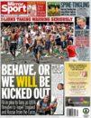 روزنامه میرور اسپورت بریتانیا 24 خرداد 95