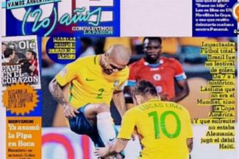 روزنامه کوپا آمریکا