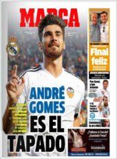 عناوین روزنامه مارکا اسپانیا 15 تیر 95