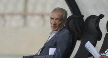 منصور پورحیدری - سرپرست استقلال