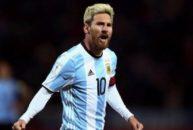 ویوس - لیونل مسی - تیم ملی آرژانتین