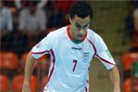 احمد زاده - فوتسال