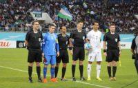 بازی ایران و ازبکستان