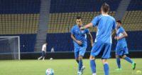 تمرینات تیم ملی ازبکستان