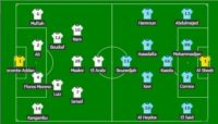 لیگ ستارگان فوتبال قطر - بازی السد و لخویا