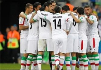 تیم ملی ایران - فدراسیون فوتبال ایران - تیم ملی فوتبال