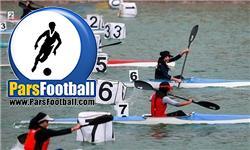 تیم ملی قایقرانی