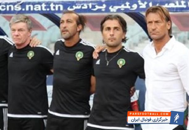 مربی تیم ملی فوتبال مراکش