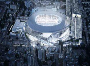 استادیوم جدید تاتنهام