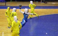 تیم ملی هندبال بانوان ایران