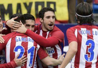 خلاصه بازی اتلتیکو مادرید 3-0 والنسیا