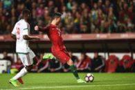 تیم ملی پرتغال - رونالدو
