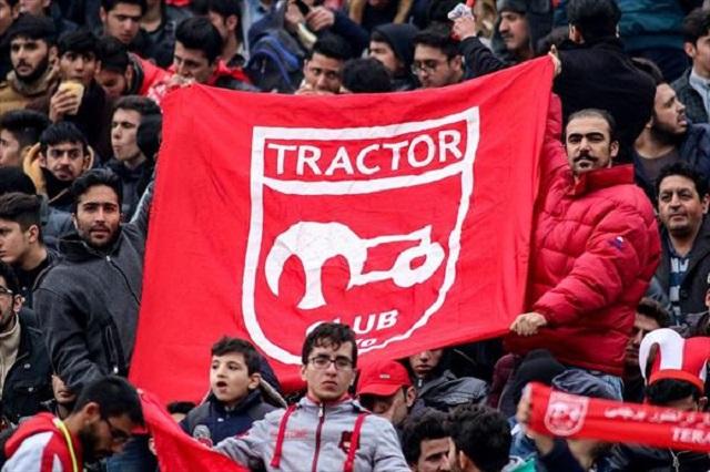 باشگاه فوتبال تراکتورسازی - تراکتورسازی - باشگاه تراکتورسازی