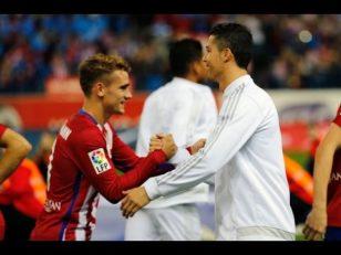 مقایسه عملکرد رونالدو ستاره رئال مادرید در برابر گریزمان