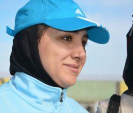 مریم ایراندوست مربی لژیونر فوتبال
