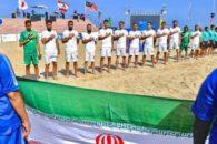 حسن عبداللهی - تیم ملی فوتبال ساحلی - تیم فوتبال ساحلی