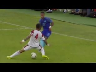 تکنیک لایی زدن در فوتبال 2017