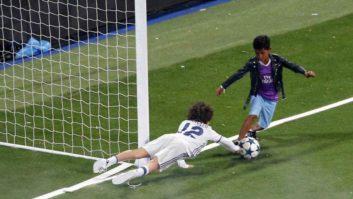 اولین گل پسر رونالدو در جشن رئال مادرید