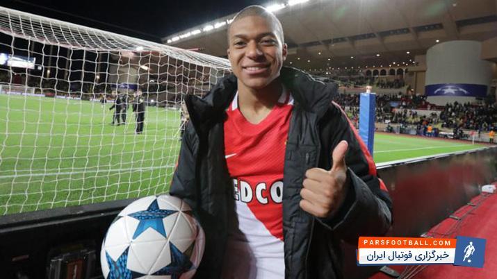 امباپه خواهان ترک موناکو