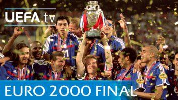 قهرمانی فرانسه در یورو 2000