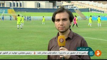 گزارش یاسر اشراقی در خصوص تیم پیکان