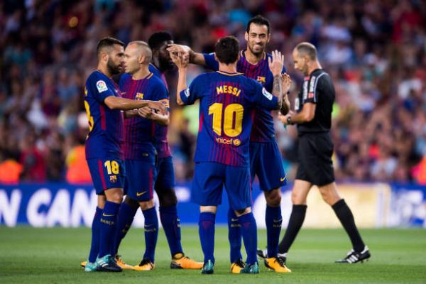 بارسلونا مقابل چاپه کوئنزه