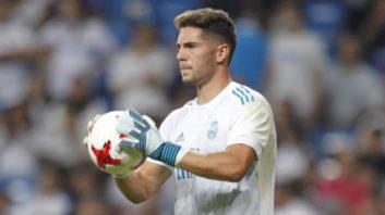قرار گرفتن لوکا زیدان در ترکیب رئال مادرید