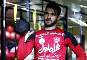 احمد نوراللهی - پرسپولیس